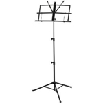 Strukture Music Stand Folding w/bag Black